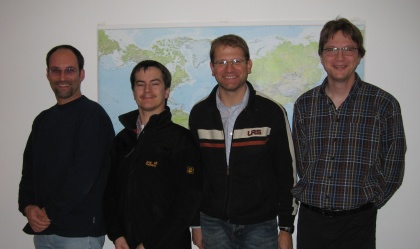 Die neu gewählte Vorstandschaft der LAN-Shooters Neusath