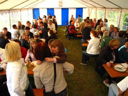 1. Schlosspark Sommerfest am 25. Juli 2009